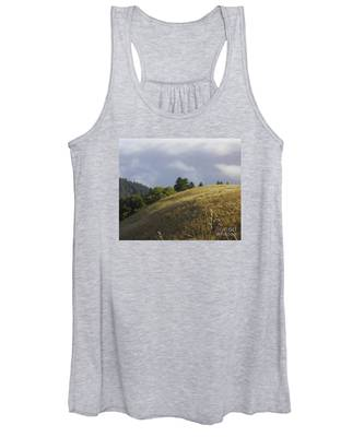 Mt. Tamalpais Study #1 Women's Tank Top