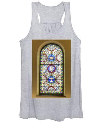 Saint Anne's Windows Women's Tank Top
