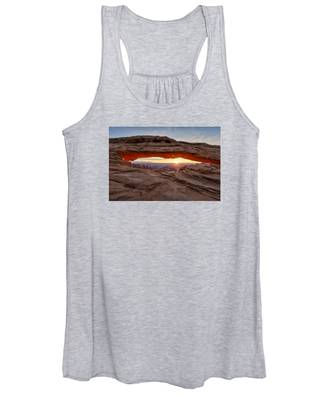 Another Sunrise At Mesa Arch Women's Tank Top