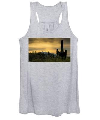 Arizona And The Sonoran Desert Women's Tank Top