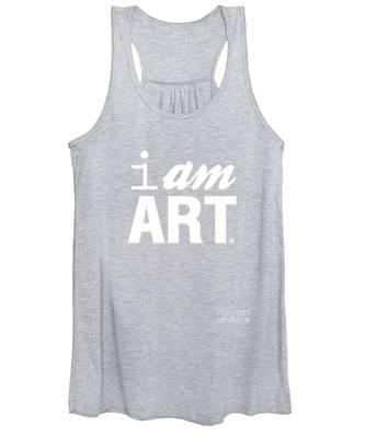 Artist Women's Tank Tops