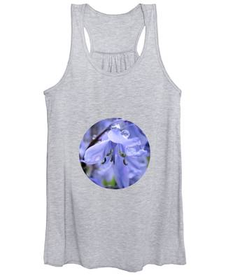 Bluebell Wood By V.kelly Women's Tank Top