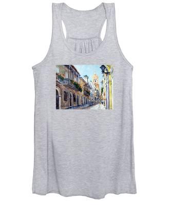 Cartagena Colombia Women's Tank Top