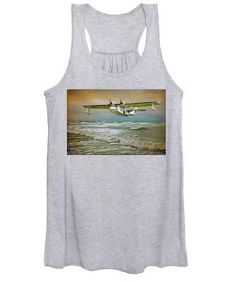 Catalina Flying Boat Women's Tank Top