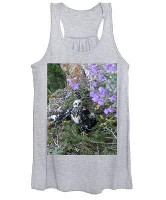 Cliffside Nest Women's Tank Top