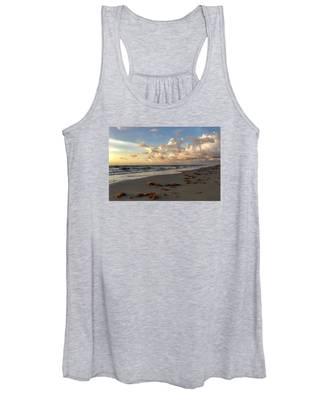 Cloudy Horizon  Women's Tank Top