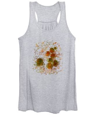 Colors Of Nature 10 Women's Tank Top