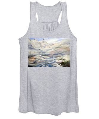 Coorong, South Australia. Women's Tank Top