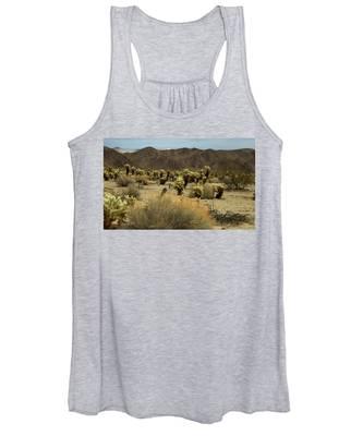 Desert Beauty Women's Tank Top