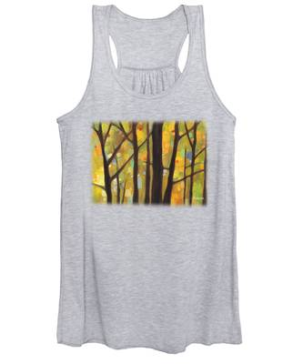 Autumn Women's Tank Tops