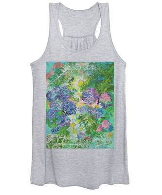 Garden View Women's Tank Top