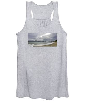 Golden Gate Study #2 Women's Tank Top
