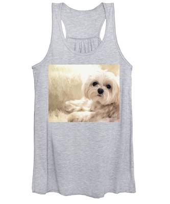 Hoping For A Cookie Women's Tank Top