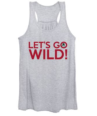 Let's Go Wild Women's Tank Top