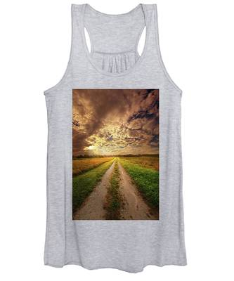 Looking Back On The Memory Of Women's Tank Top