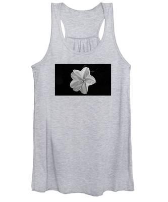Moon Flower Women's Tank Top