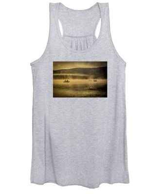Catching Lunch Women's Tank Top
