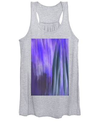 Moving Trees 37-36 Portrait Format Women's Tank Top