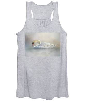 Out Of The Mist Women's Tank Top