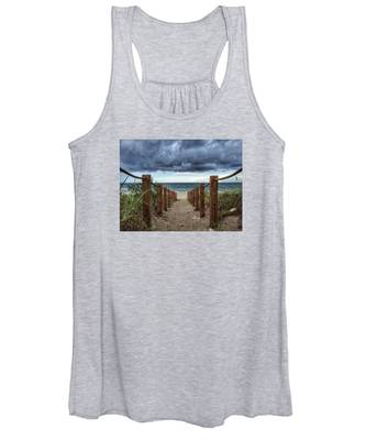 Pathway To The Clouds Women's Tank Top