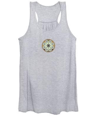 Peace Flower Women's Tank Top