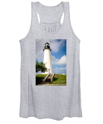 Port Isabel Lighthouse Women's Tank Top