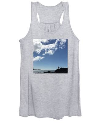 Ready To Jump Women's Tank Top