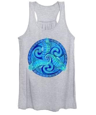 Designs Similar to Seahorse Triskele