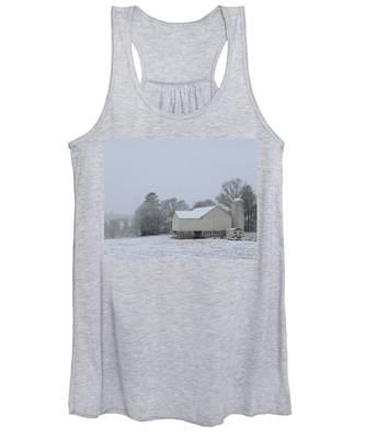 Winter White Farm Women's Tank Top