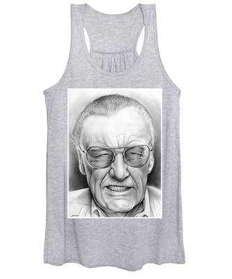 Stan Lee Women's Tank Top