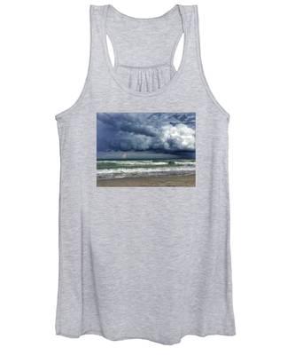 Stormy Ocean Women's Tank Top