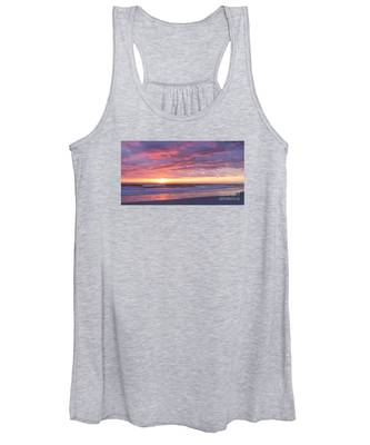 Sunrise Pinks Women's Tank Top