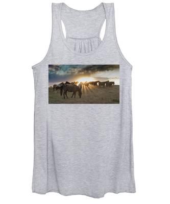 Sunset Serenade  Women's Tank Top