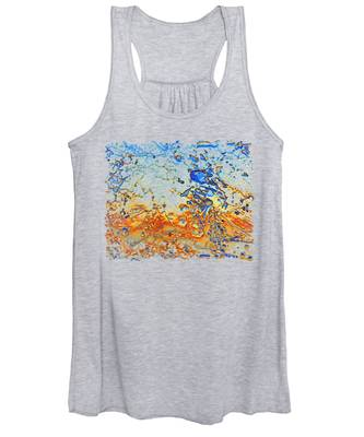 Sunset Walk Women's Tank Top