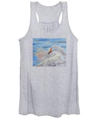 Swan Lake Women's Tank Top