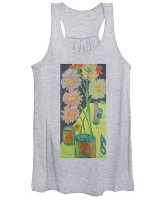 Table Scape Women's Tank Top