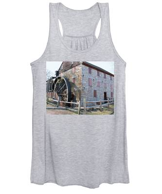 The Mill Women's Tank Top