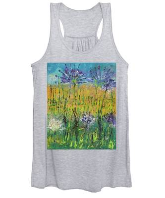 Thistles Too Women's Tank Top