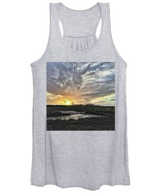 Sunset Women's Tank Tops