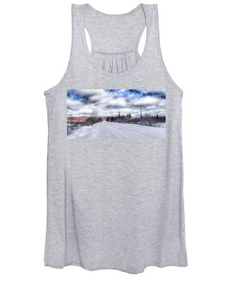 Trail One In Old Forge 2 Women's Tank Top