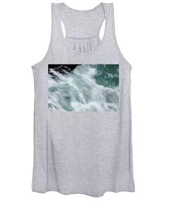 Turbulent Seas Women's Tank Top