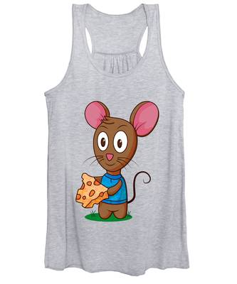 Twitch The Mouse Women's Tank Top