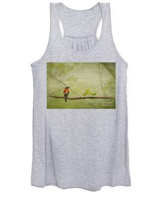 Until Spring Women's Tank Top