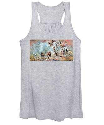 Wild Brumbies Women's Tank Top