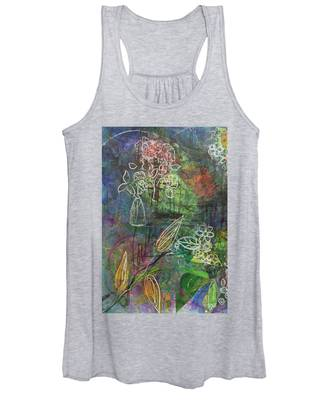 Wildflower Women's Tank Top