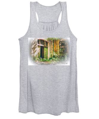 Abandoned House Women's Tank Top
