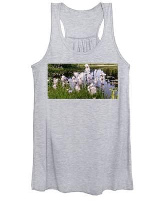 Cotton Grass Women's Tank Top