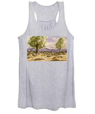Desolate Women's Tank Top