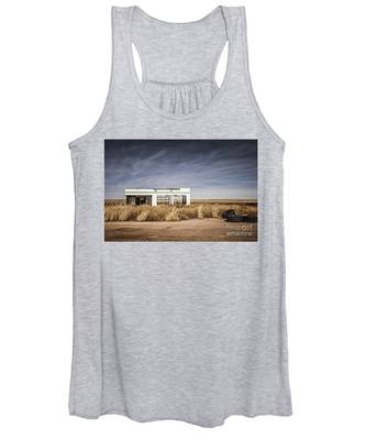 Glenrio Abandoned Gas Station  Women's Tank Top