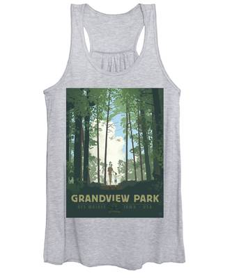 Grandview Park Women's Tank Top